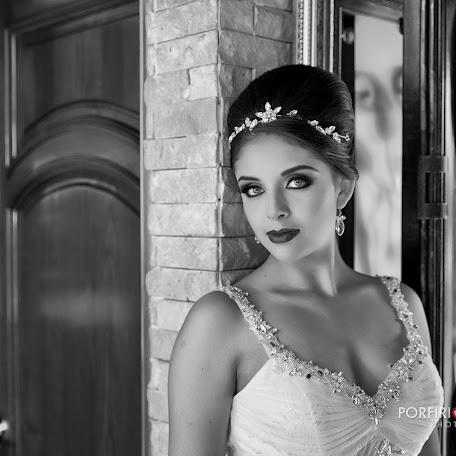 Wedding photographer Porfirio Mendoza (PorfirioMendoza). Photo of 15.08.2017