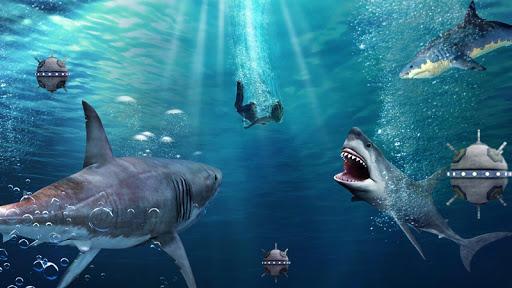 Shark Shark Run 3.1 screenshots 5