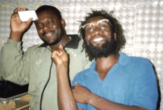 Photo: Cecil & Jah Reubal