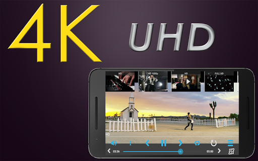 Best All Format HD Video Player v1.4 [Mod Ad-Free]