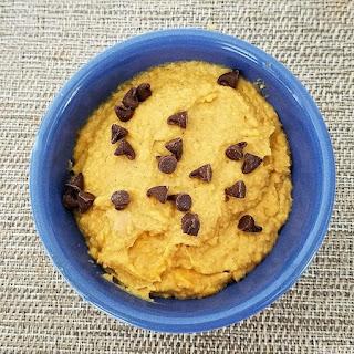 Healthy Cookie Dough Hummus (Vegan, Gluten Free, Raw).