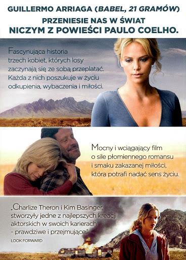 Tył ulotki filmu 'Granice Miłości'