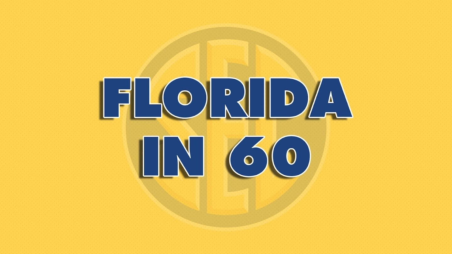 Watch Florida in 60 live