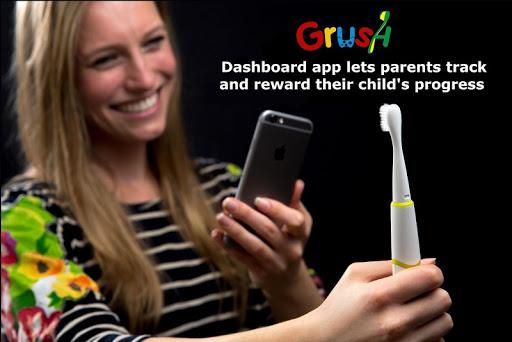 Grush Parental Dashboard