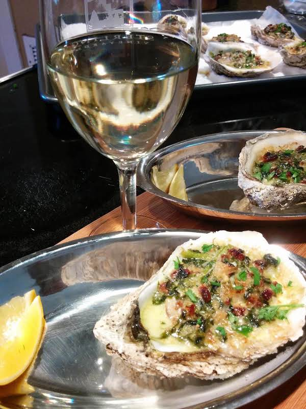 Oysters Rock Your Fella Recipe