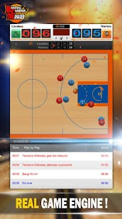 BCM: Basketball Champion Manager - náhled