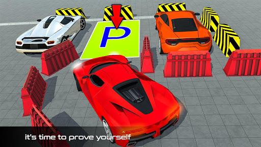 Modern Car : Drive Parking 3d 2.0 screenshots 3