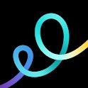 GoDaddy Studio - Formerly Over Graphic Design App icon
