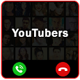 Fake call from Youtubers apk