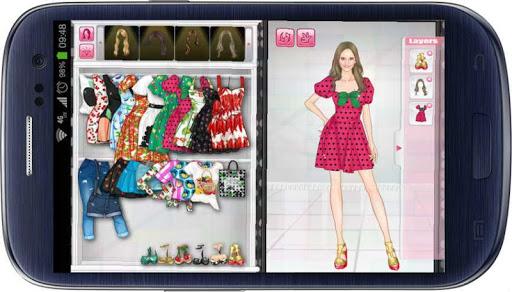 Glamorous Dress Up: Phoebe