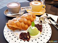 曼德琳咖啡館.賣場