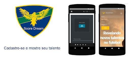 Revelando novos talentos no futebol através de uma peneira online e inovadora