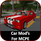 Cars Mod for Minecraft MCPE icon