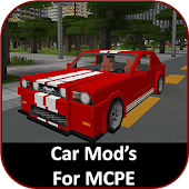 Cars Mod for Minecraft MCPE