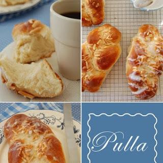 Finnish Cardamom Bread } Recipe