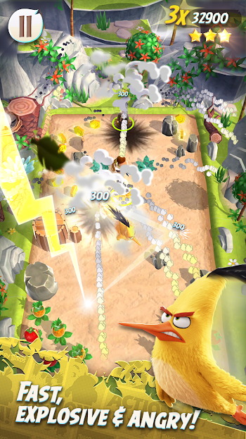 Angry Birds Action! v1.8.0 Apk Miki
