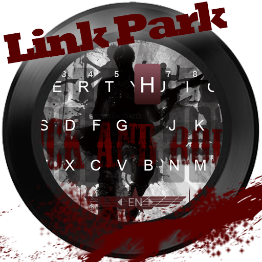 Link Park Keyboard Theme