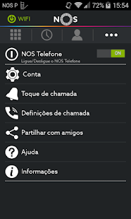 NOS Telefone- screenshot thumbnail
