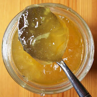 Surprise Lemon & Ginger Jam