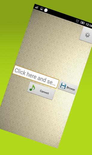 mp4 Format To mp3 Convert 1.1 Screenshots 3