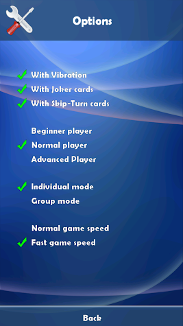 Phase XTreme Rummy Multiplayer PRO Screenshot