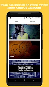 Tamil Love Video Status App Download For Android and iPhone 2