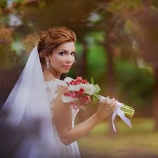Wedding photographer Alena Gulchenko (Nonick). Photo of 24.10.2014