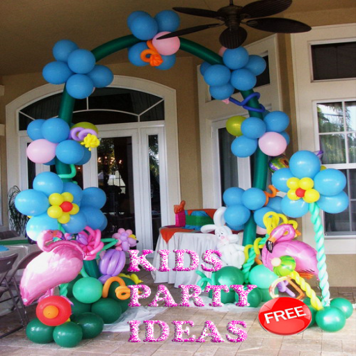 Kids Party Ideas Android APK Download Free By Byearlina