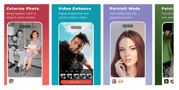 Remini App - See How to Get Quality in Photos