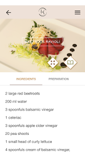 Chenot Cookbook- screenshot thumbnail