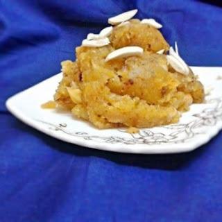 Shakrkandi Ka Halwa/ Sweet Potato Halwa