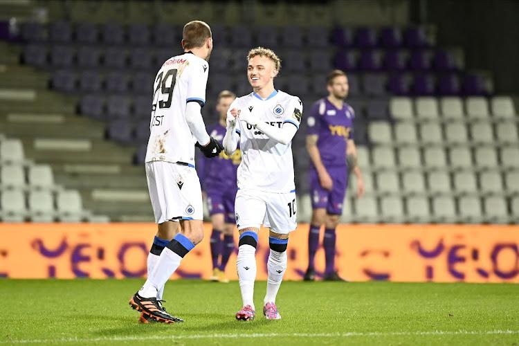 Afscheid in mineur voor Hernan Losada: Club Brugge heeft aan sterke openingsfase genoeg om overwinning binnen te halen op het veld van Beerschot