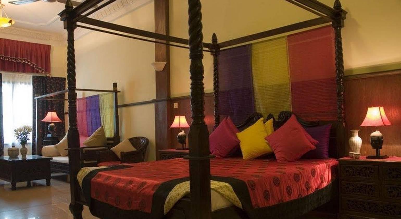 Bougainvillier Hotel