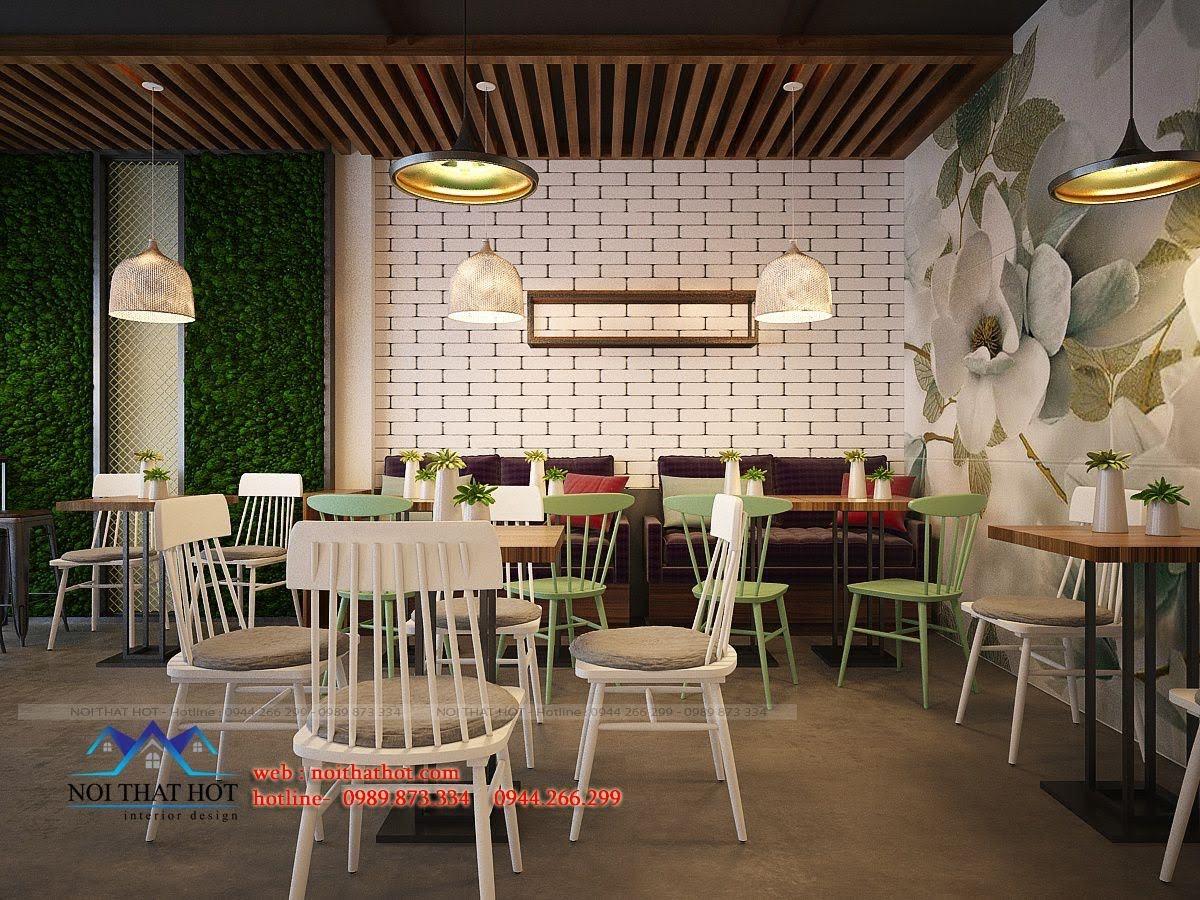 thiết kế quán trà sữa royal tea 6