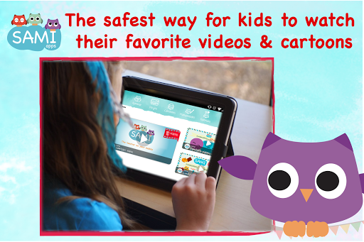 Kids Videos Cartoons Player