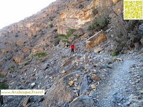 Photo: Grand Canyon Oman Jabel Shams