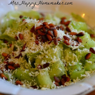 Lemon Parmesan Pine Nut Pasta Recipes
