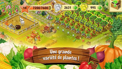 Code Triche La ferme Jane: construis la petite ville APK MOD screenshots 5