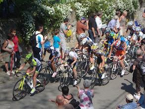 Photo: Ladies race Fleche Walloon