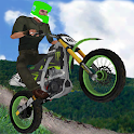 Motocross Bike Race 3D icon
