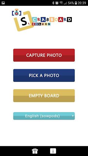 Scrabboard Solver screenshot 1