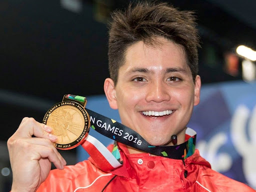 Joseph Schooling may not end up on the podium in Tokyo. So what?