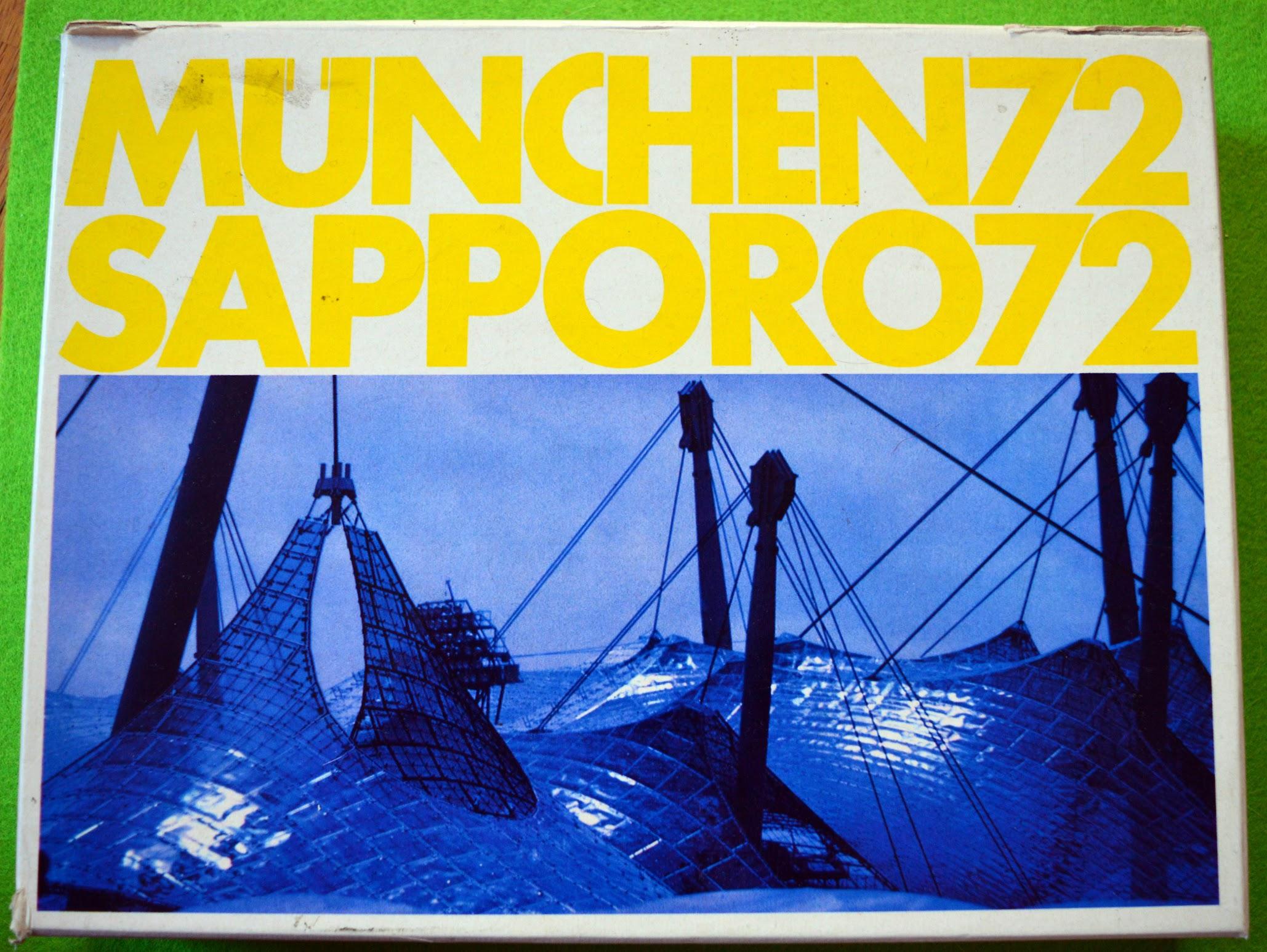 München und Sapporo - Olympische Spiele 1972
