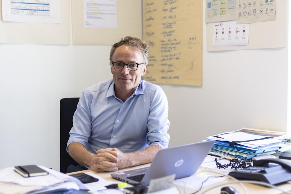 Antoine, Directeur Stratégie & Développement