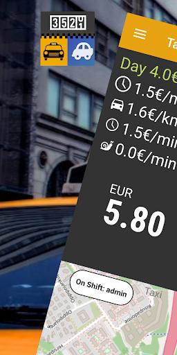 Taximeter & Working Hours Tracker : Cabidi screenshots 2