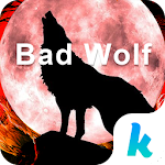 Bad Wolf Emoji Keyboard Theme 3.0 Apk