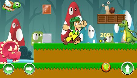 Halloween Monster Run Game 1.0 screenshot 32412
