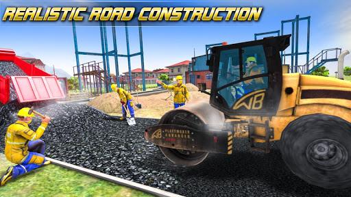 Road Construction Games 2019 apklade screenshots 1