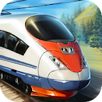 High Speed Trains Icon