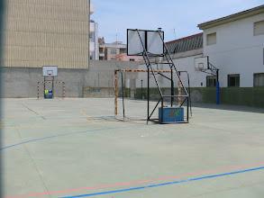 Photo: Pista poliesportiva exterior